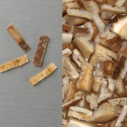 乾椎茸カット2mm×10mm