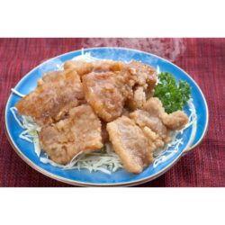 冷凍 揚豚バラの甘辛