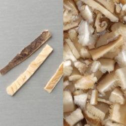 国産乾椎茸カット2mm×20mm