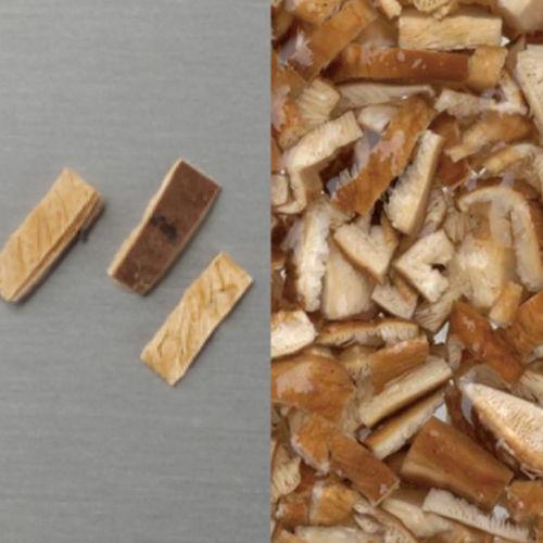 乾椎茸カット3mm×10mm