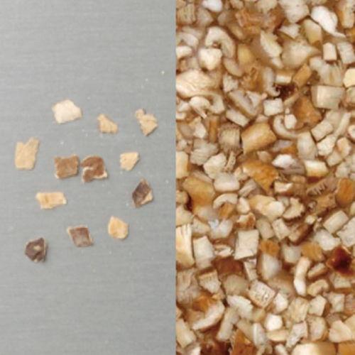 乾椎茸フレーク2mm×2mm