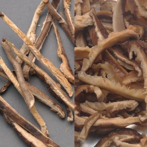 国産乾椎茸スライス3mm