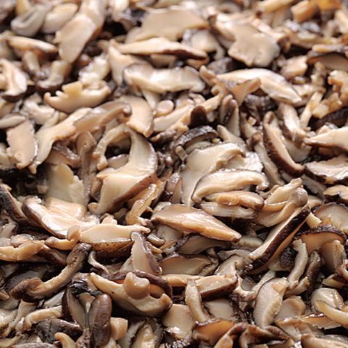 椎茸水煮スライスS