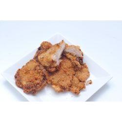冷凍 鶏もも肉の梅味噌フライ