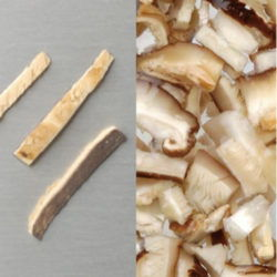 国産乾椎茸カット3mm×20mm