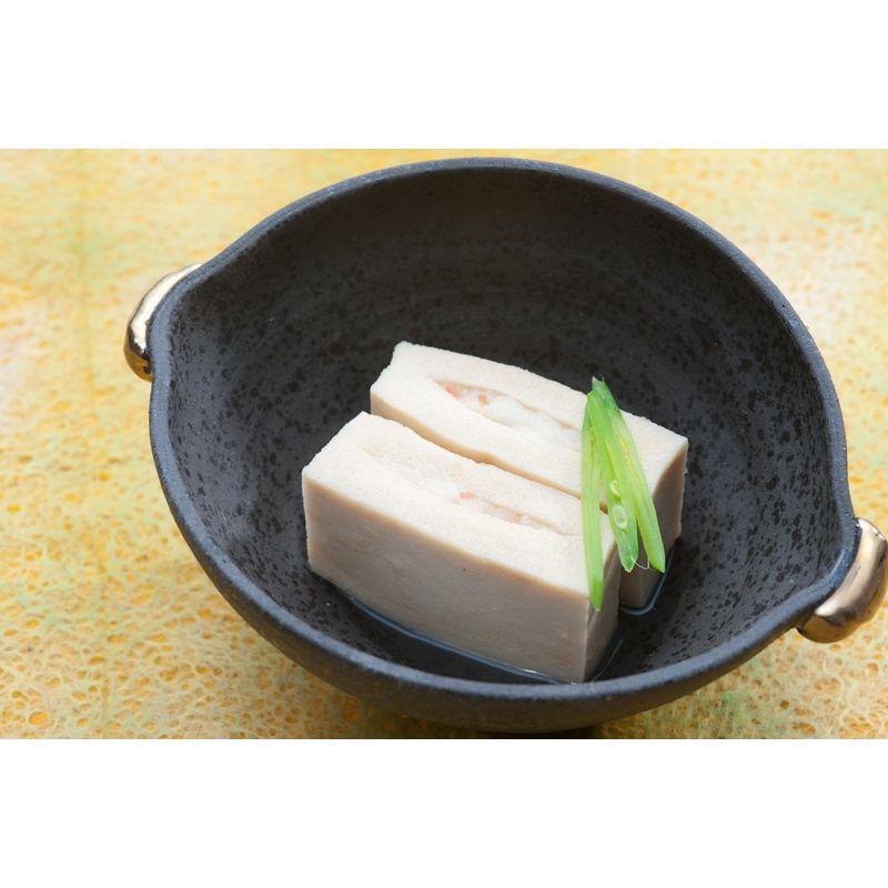冷凍 高野豆腐の射込