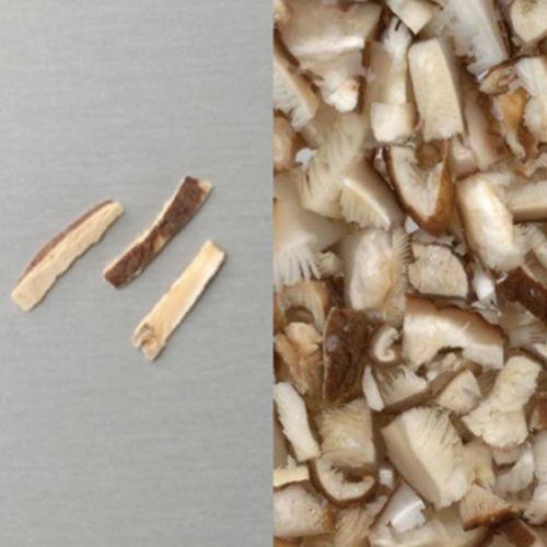 国産乾椎茸カット2mm×10mm